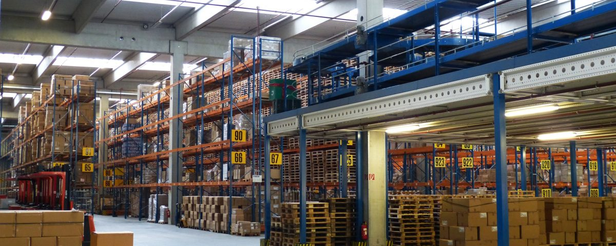 factory of packages representing Heavy Industrial Packaging