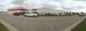 Industrial Shipping Manufacturing Wichita Kansas