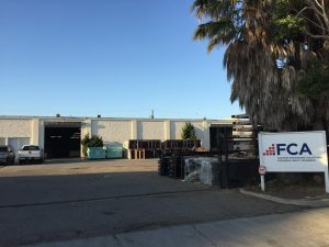 Industrial shipping and packaing Ventura California