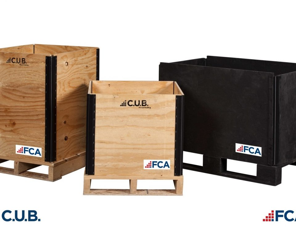 The Advantages of Custom Industrial Packaging